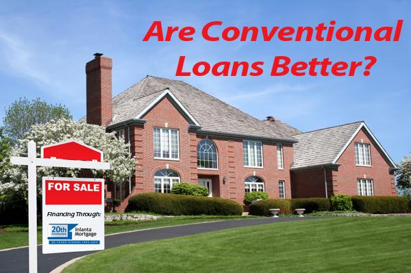 Inlanta Mortgage Conventional Loans