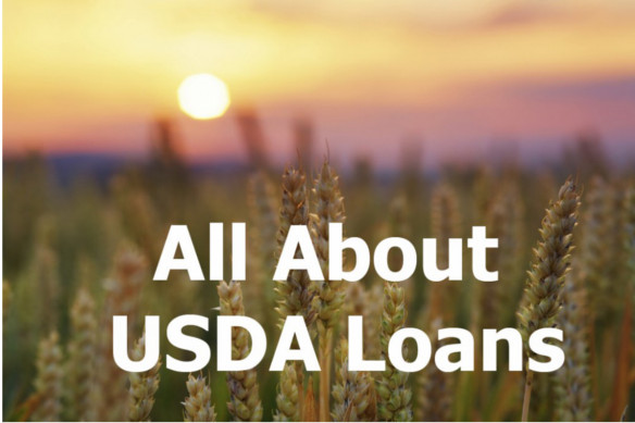 About USDA Loans
