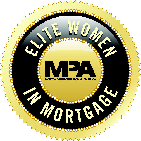 Elite Women in Mortgage Medal