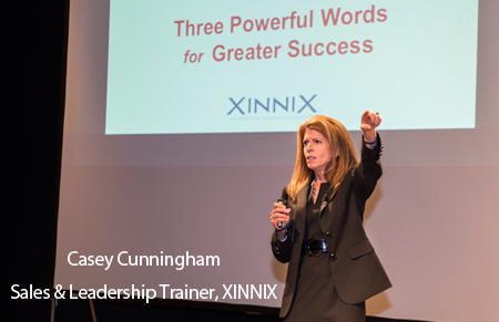 Casey Cunningham Founder of XINNIX