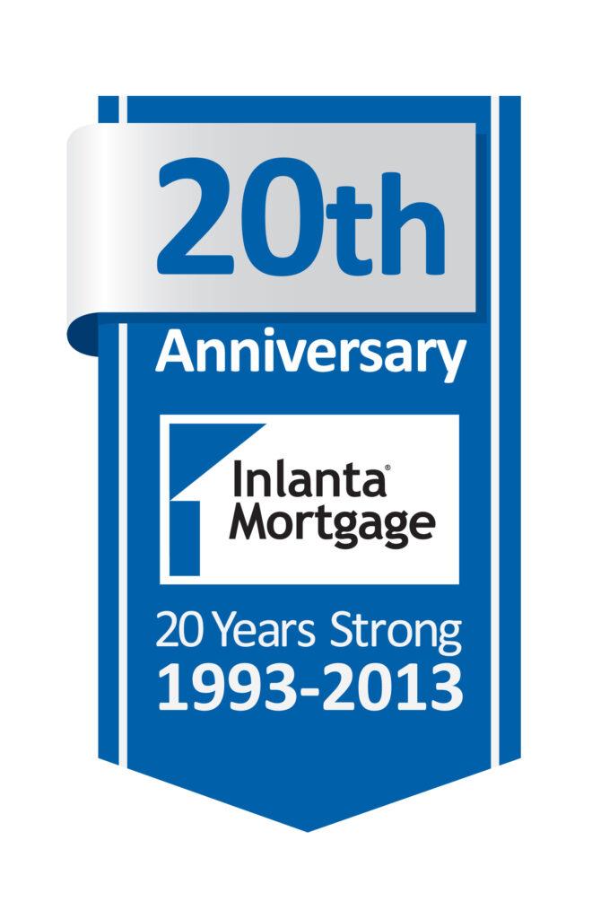 20th Anniversary - Inlanta Mortgage