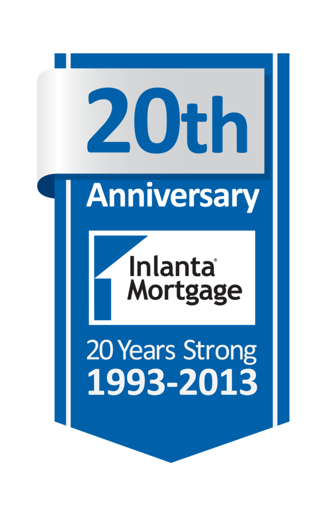 20th Anniversary Inlanta Mortgage