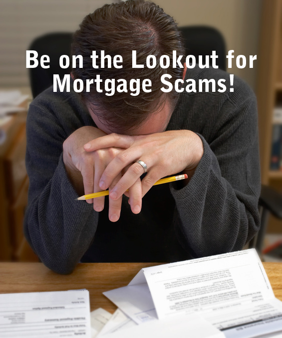 Avoid Mortgage Scams