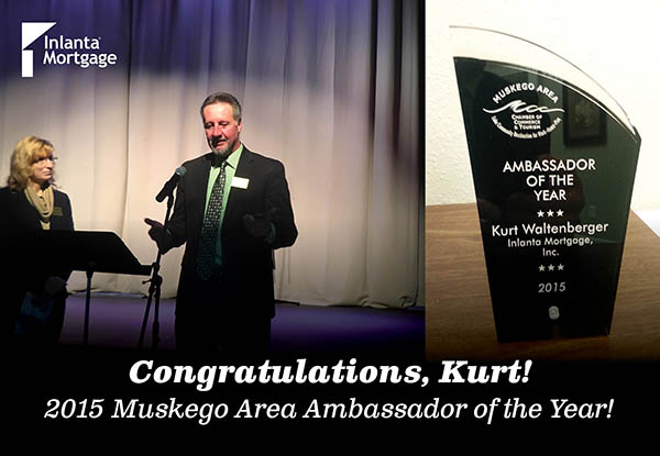 Kurt Waltenberger Ambassador of the Year