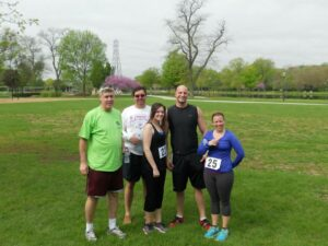 Inlanta Mortgage Runners at HFH Waukesha County Run Walk