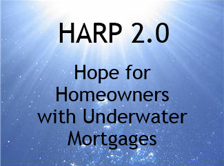 HARP for Underwater Mortgages