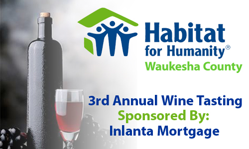 Habitat for Humanity Wine Tasting