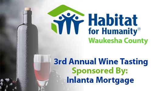 Habitat for Humanity Wine Tasting