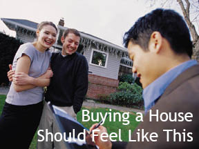 Buying a House Should Feel Like This