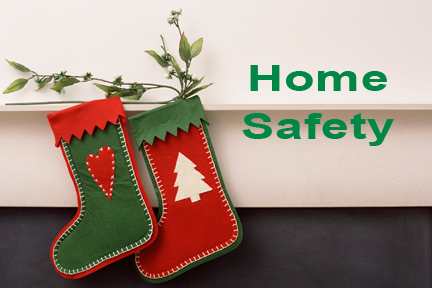 Home Safety for the Holidays