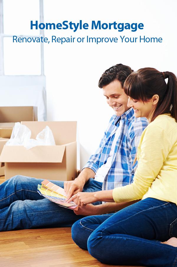 HomeStyle® Renovation Loan