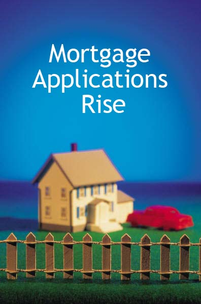 Mortgage Application Rise