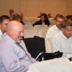"""Taking notes during Doug Smith - They are """"In It to Win It"""""""