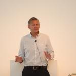 Jim Snyder presented with Nicholas DelTorto, focusing on true process improvements.
