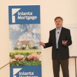 """One of the most popular sessions, Doug Smith presented """"In It to Win It"""""""