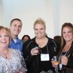 Debbie Schoenfuss, Jordan Leonhard, Laura Leonhard and Stacy Leppla