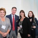 Kim Schauer, Jack Long, Mary Hospel and Jenny Kotvis