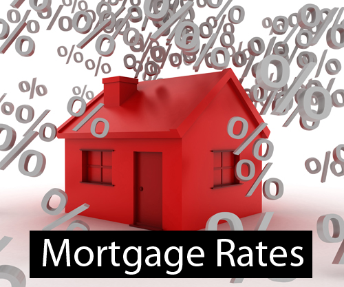 Mortgage Rates Move Up
