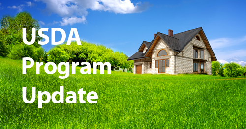 USDA Rural Development Program Update