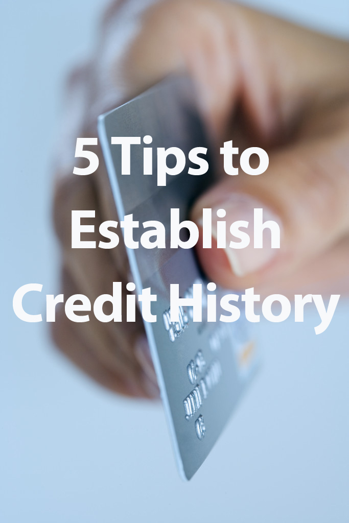 Establish Credit History