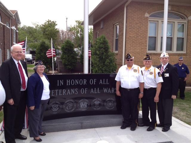 Veteran Memorial American Legion Pewaukee