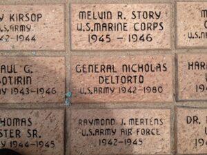 General Nicholas DelTorto